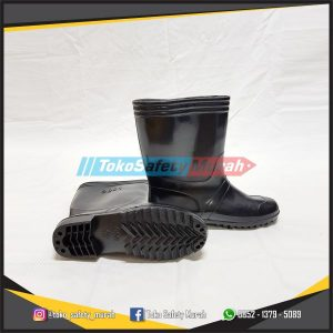Sepatu Boot AP Terra Eco 3   Eco3 Hijau Karet Tinggi Panjang ... 609ba12577
