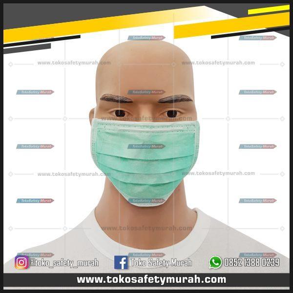 Masker Dokter Suster / Masker Udara Tali Karet merk Promed ...