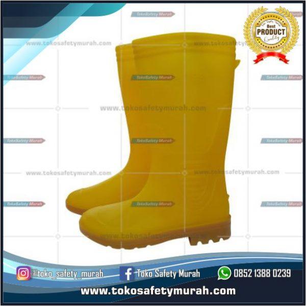 Jual Sepatu Boot Karet Ap Terra Kuning Jakarta Barat Mandiri
