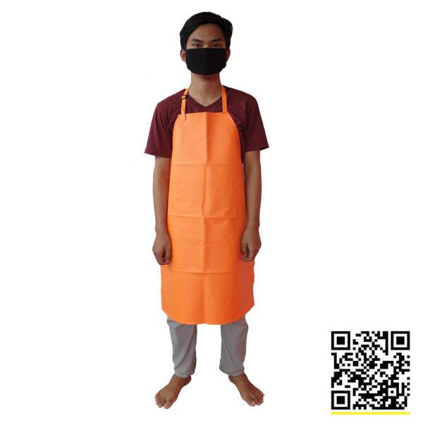 orange depan 90 cm